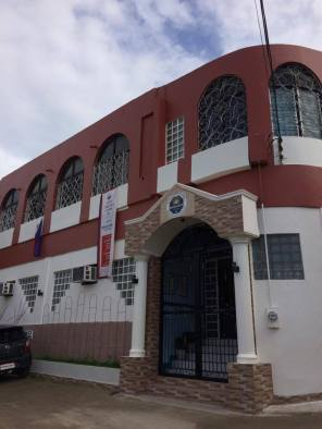 Main Gate of MZED Banawa